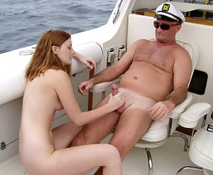 XXX Teen Boat Porn Pictures