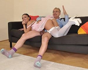 XXX Teen Spanking Porn Pictures